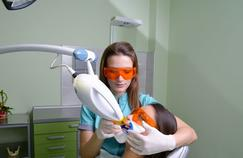 Un laser pour régénérer les dents cariées