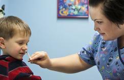 Bientôt un vaccin nasal contre la coqueluche?
