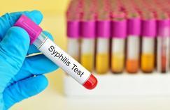La progression de la syphilis se poursuit en France