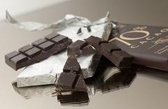 Le chocolat noir est bon pour les artères