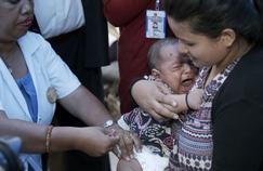 Un virage dans l'éradication de la polio