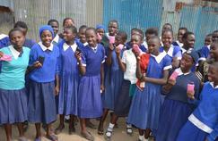 BeautyWaps lutte contre l'absentéisme scolaire des filles en Afrique