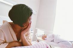 La dépression plus fréquente quatre ans après l'accouchement