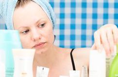 L'art de camoufler ses problèmes de peau