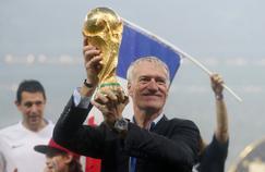 Deschamps : «Champion du monde, il n'y a rien au-dessus»