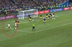 Coupe du monde 2018 : Le but vainqueur de Kroos qui sauve l'Allemagne en vidéo