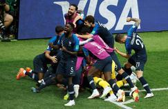20 ans après, les Bleus champions du monde