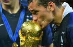 Comme Zidane en 98, Griezmann propulse les Bleus sur le toit du monde