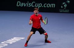 Lucas Pouille : «David Goffin a fait un match parfait»