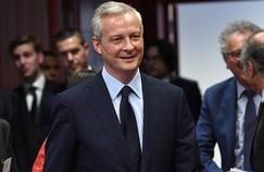 EN DIRECT - Bruno Le Maire candidat aux législatives sous l'étiquette La République en marche