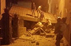 Un mort et plusieurs disparus après un séisme près de Naples