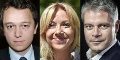 Les Républicains : Laurent Wauquiez élu avec 74,64% des voix
