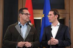 L'extrême droite autrichienne entre au gouvernement