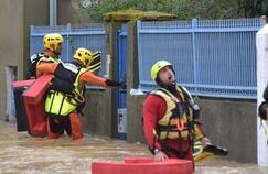 Inondations dans l'Aude : le bilan réévalué à 11 morts