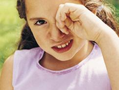 Allergie oculaire