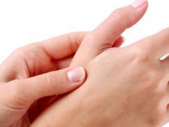 Douleur de la main