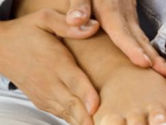 Douleur du pied