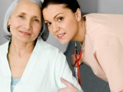 Aide aux transports des personnes âgées