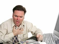 Stress professionnel: les conditions de travail
