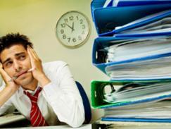 Stress professionnel: organisation de l'entreprise