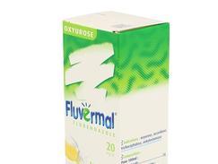 Fluvermal 2 pour cent, suspension buvable, flacon (+ cuillère-mesure de 5 ml) de 30 ml