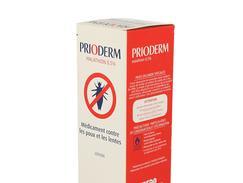 Prioderm, lotion, boîte de 1 flacon de 100 ml