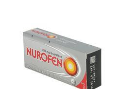 Nurofen 200 mg, comprimé enrobé, boîte de 30