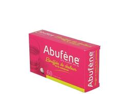 Abufene 400 mg, comprimé, boîte de 60