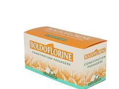 Boldoflorine, mélange de plantes pour tisane en sachet-dose, sachets-dose boîte de 48