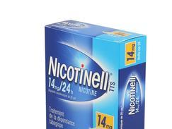 Nicotinell tts 14 mg/24 h, dispositif transdermique, boîte de 28