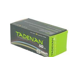 Tadenan 50 mg, capsule molle, boîte de 60