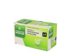 Tisane mÉdiflor n°  7 constipation - mélange de plantes pour tisane, infusette.  - bt 24