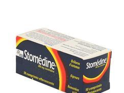 Stomedine 200 mg, comprimé effervescent, boîte de 1 tube de 10