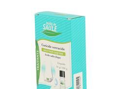 Feuille de saule coricide verrucide liquide 10 g/100 g, solution pour application locale, boîte de 1 flacon de 5 ml