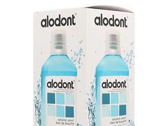 Alodont, solution pour bain de bouche, boîte de 1 flacon (+ godet-doseur) de 500 ml