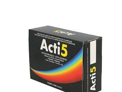 Acti 5 solution buvable boîte de 30 ampoules de 5 ml