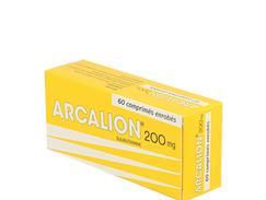 Arcalion 200 mg, comprimé enrobé, boîte de 4 plaquettes thermoformées de 15