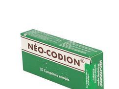 Neo-codion, comprimé enrobé, boîte de 20