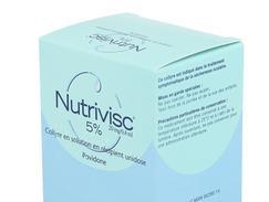 Nutrivisc 5 pour cent (20 mg/0,4 ml), collyre en solution en récipient unidose, boîte de 5 récipients unidoses de 0,40 ml