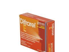 Difrarel e, comprimé enrobé, boîte de 2 plaquettes de 12