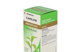 ArkogÉlules camiline - gélule de thé vert.  - bt 45