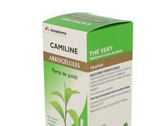 ArkogÉlules camiline - gélule de thé vert.  - bt 150