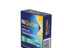 Nicabate 21 mg/24 heures, dispositif transdermique, boîte de 7