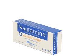 Nautamine, comprimé sécable, boîte de 20