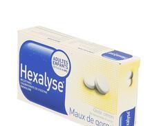 Hexalyse, comprimé à sucer, boîte de 24