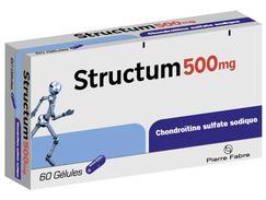 Structum 500 mg, gélule, boîte de 60
