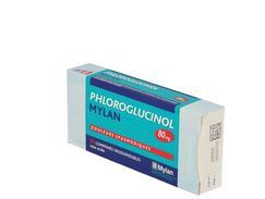 Phloroglucinol mylan 80 mg, comprimé orodispersible, boîte de 20