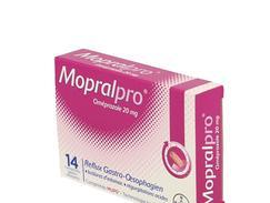 Mopralpro 20 mg, comprimé gastro-résistant, boîte de 1 film thermosoudé de 14