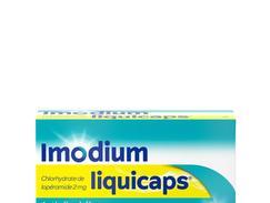 Imodiumliquicaps 2 mg, capsule molle, boîte de 12