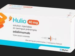 Hulio 40 mg injectable sc boîte de 2 seringues préremplies de 0,80 ml